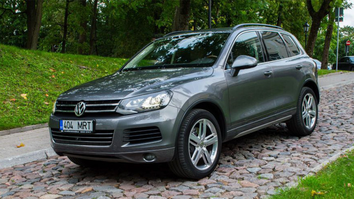 Wolkswagen Touareg Exclusive 4.2 V8 250 kW